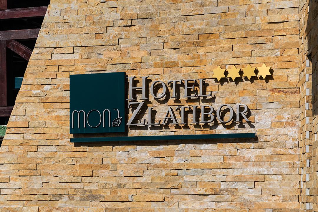 Mona отель Златибор