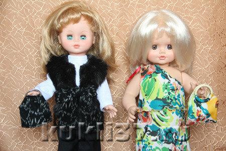 трикотажные сумки для куклы