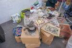 Блошиный рынок Москва 24 августа 2014