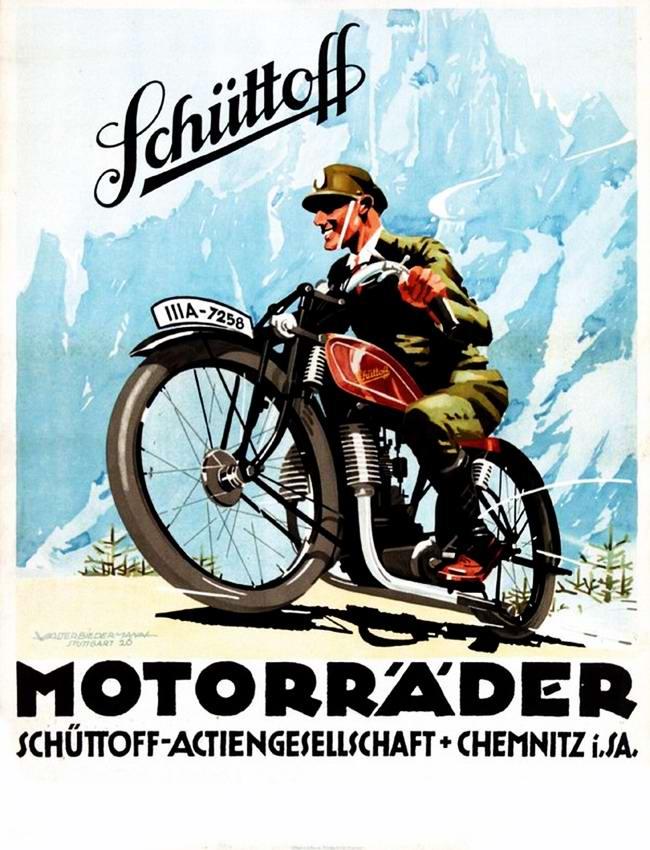 Schuttoff - Германия (1926 год)