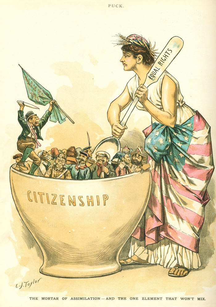 u s 19th century history paper Americans encouraged relatively free and open immigration during the 18th and early 19th centuries, and rarely questioned that policy until the late 1800s.