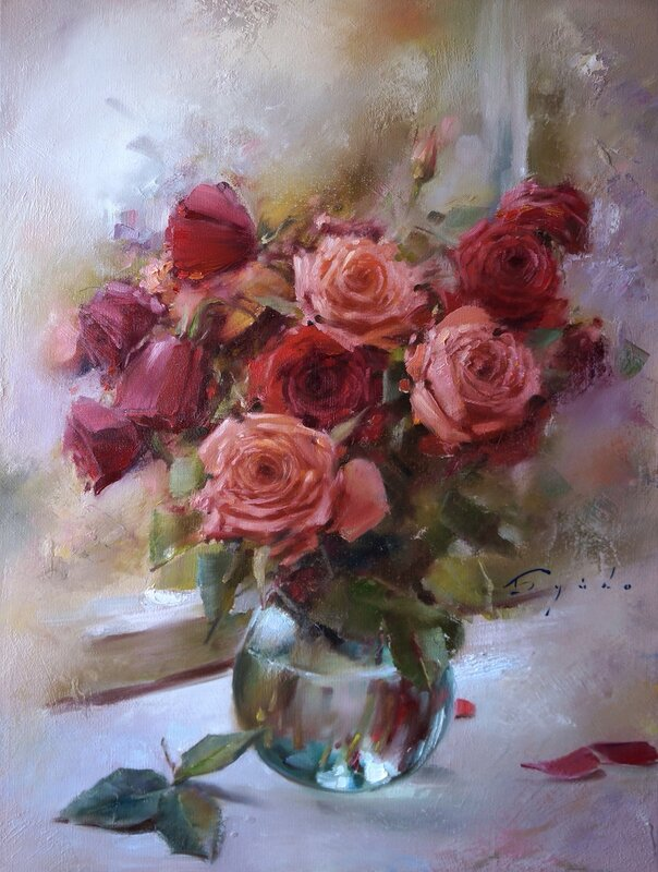 Вчерашние розы