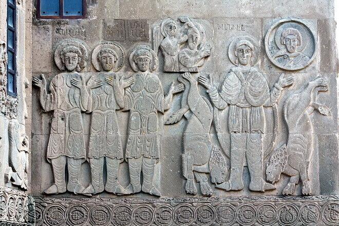 Церковь Святого Креста. Турция
