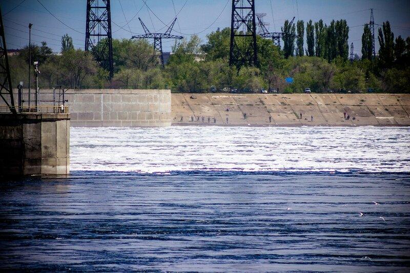 Волжская ГЭС РусГидро