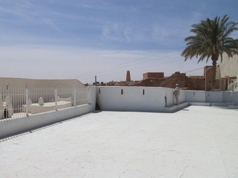 Мавзолей Сиди Айса. город Мелика