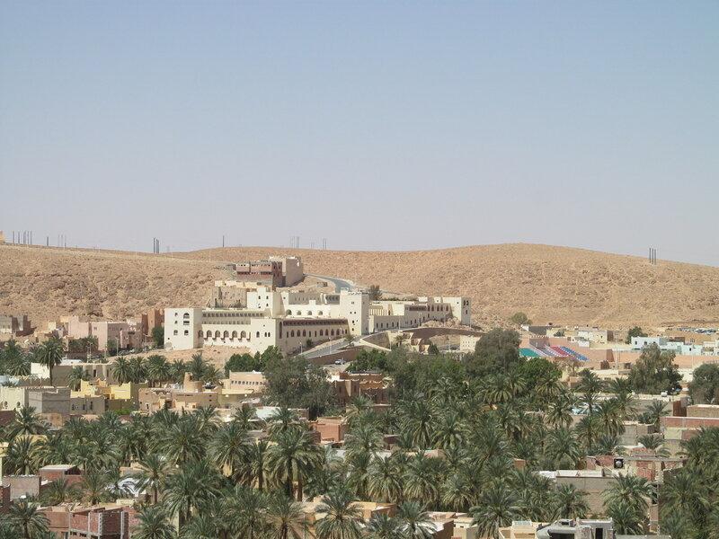 Отель МЗаб