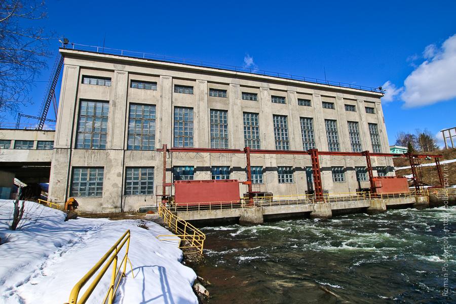 0 cc91c 6bc57b14 orig Нива ГЭС 2   первая станция в Мурманской области