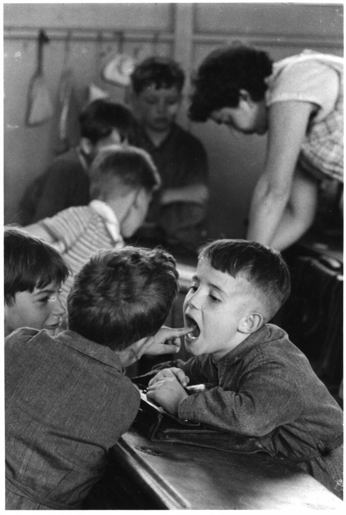 1956. Зуб