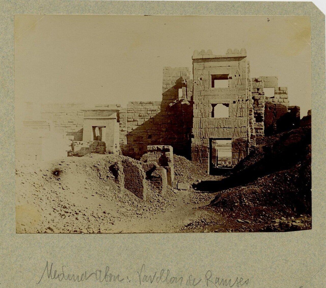 Мединет-Абу. 1875
