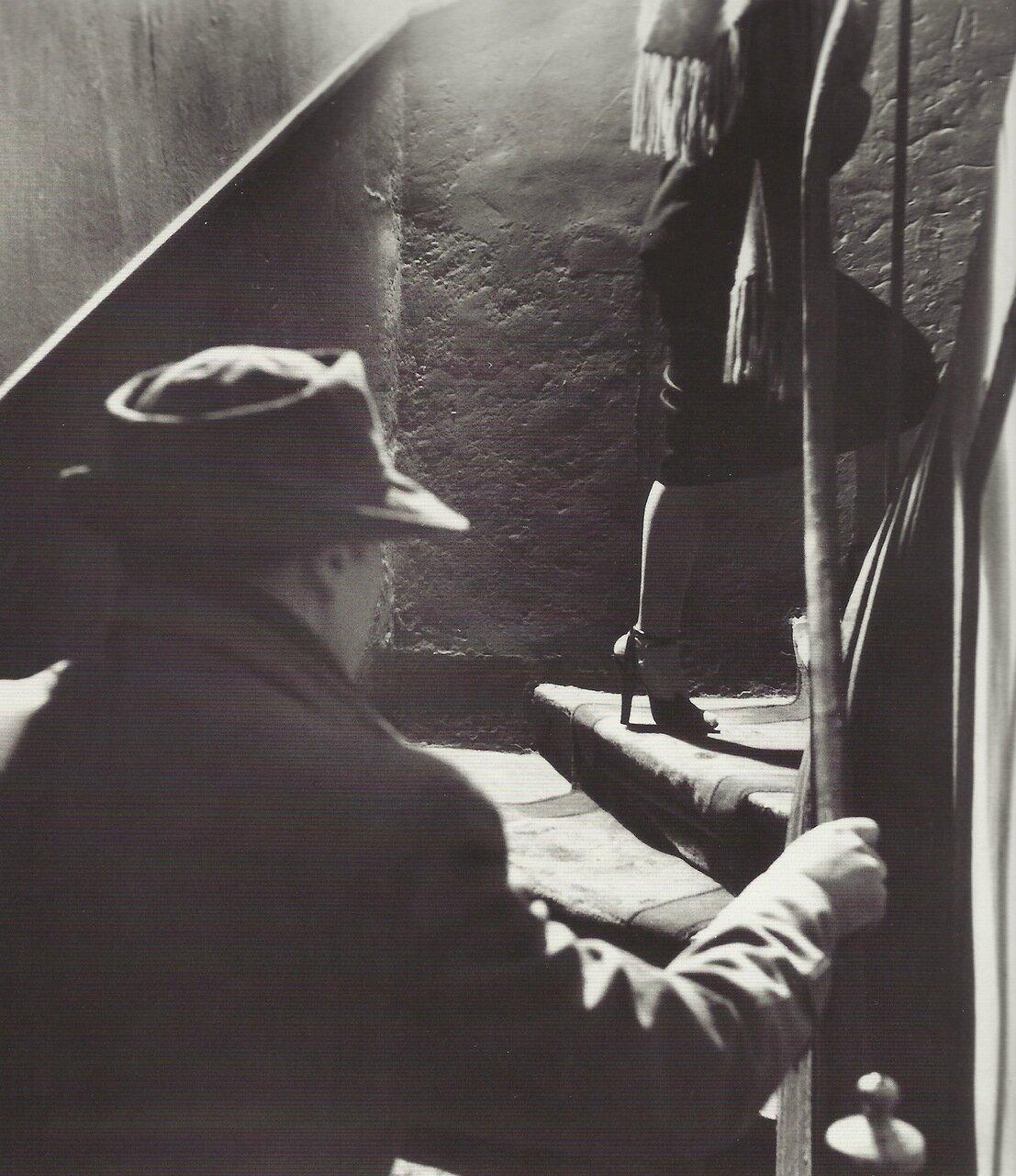 1952. Лестница