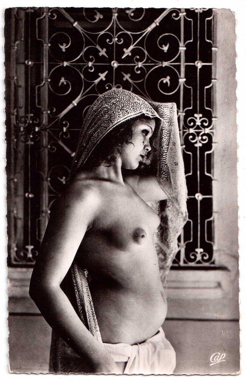 1920. Женщина берберка