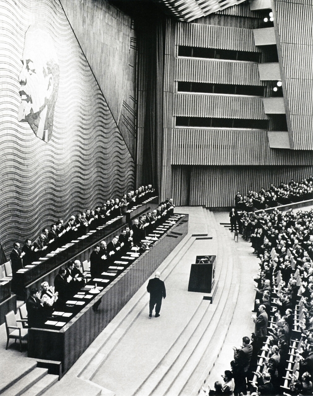 1961. Дорога к заключительному слову. Последний партийный съезд Н.Хрущева