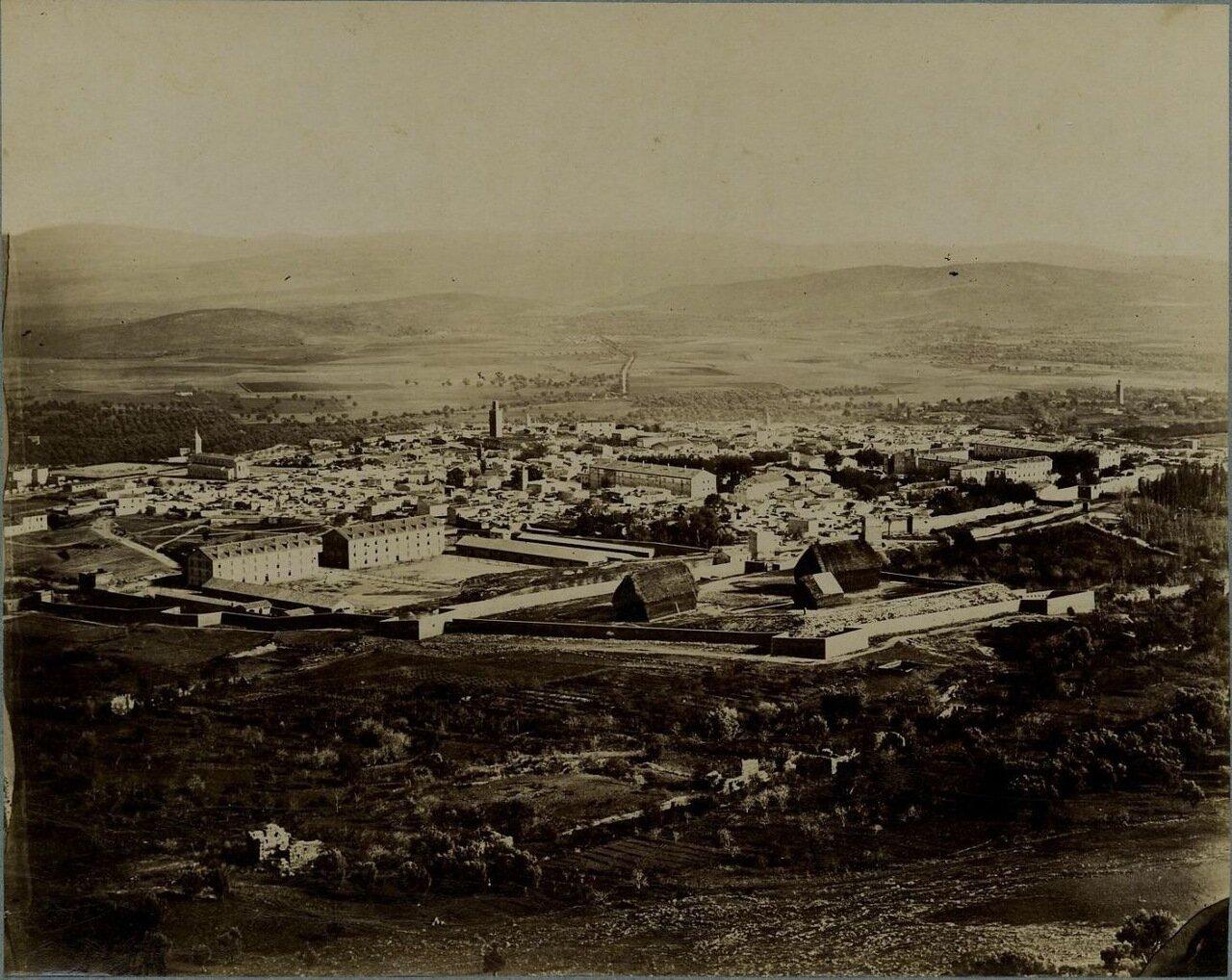 Панорама. 1875.