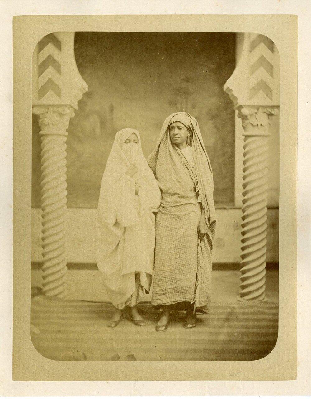 1875. Алжирская пара