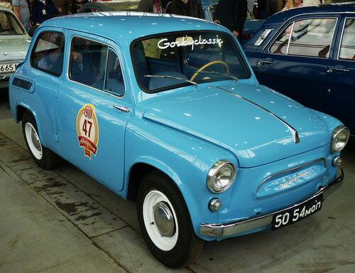 ЗАЗ-965   1964  год выпуска.... и он  на  ходу !!!