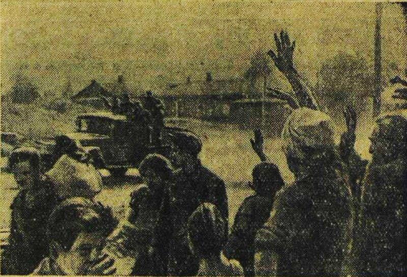 «Красная звезда», 7 августа 1943 года, освобождение Орла, оккупация Орла
