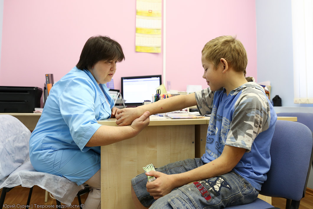 Дети с диабетом в детских домах