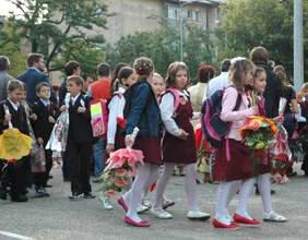 Всё меньше детей в Молдове – в лицейских классах некому учиться