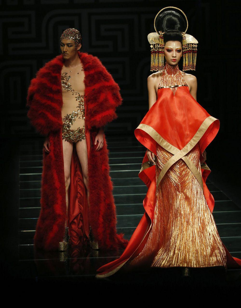 China fashion week in beijing 28