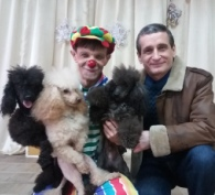 Леонид Ниживенко и Виталий Пискун