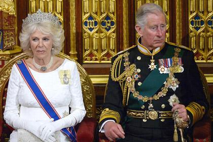 Пресса узнала о разводе Камиллы Паркер-Боулз и принца Чарльза
