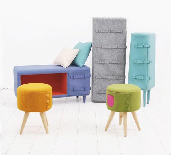 Удобная мебель с кармашками