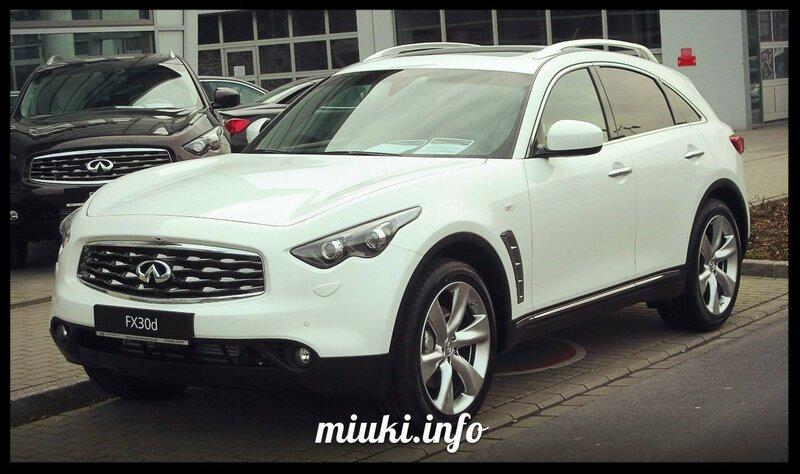 Infiniti (Инфинити) - японский производитель автомобилей класса люкс