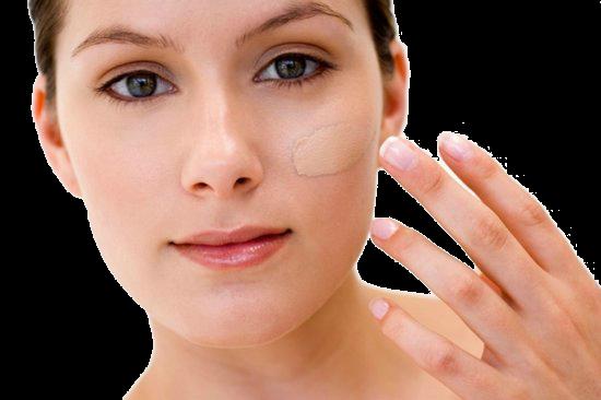 почему при нанесении тонального крема кожа шелушится и выглядит старой