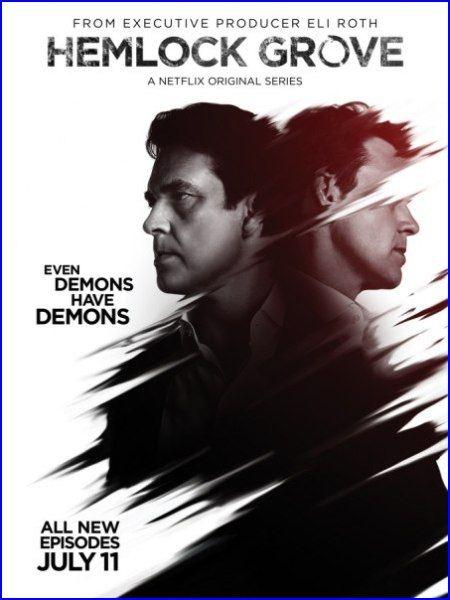 Хемлок Гроув / Hemlock Grove (2 сезон/2014/WEBRip)