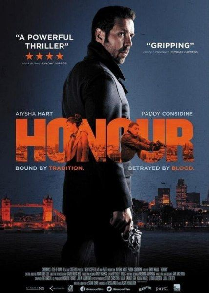 Честь / Honour (2014/WEB-DL 1080p/WEB-DLRip)
