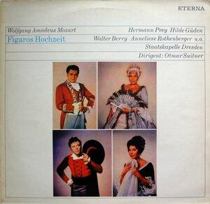 Mozart – Figaros Hochzeit (1975) [ETERNA, 8 25 506]