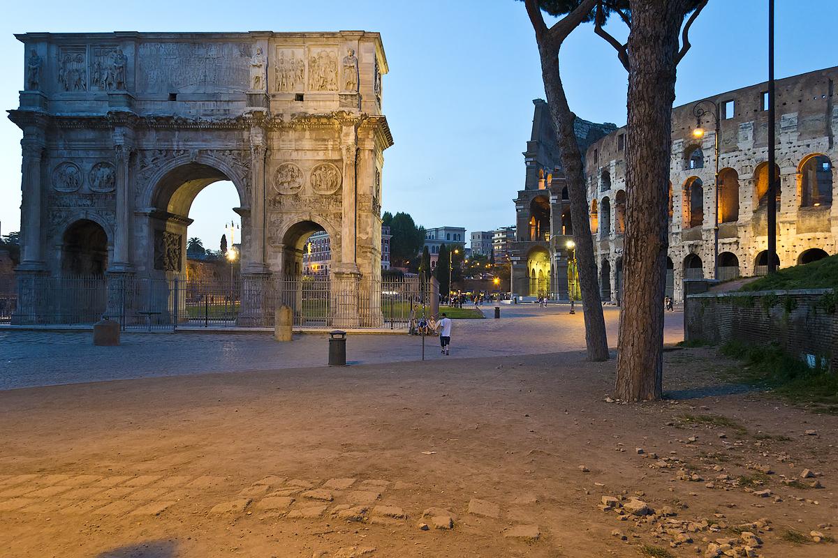 фото евро арка