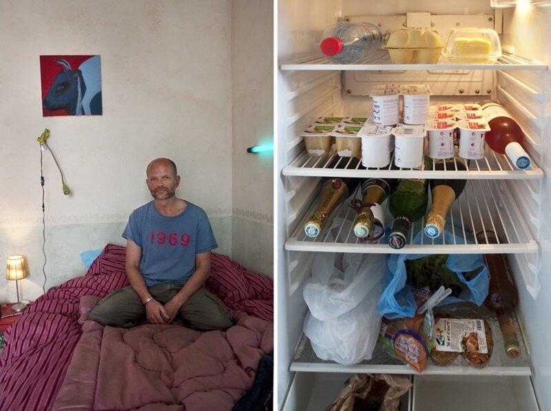 Фотограф Стефани де Руж заглянула в холодильники 0 fcafe 64bee93 XL