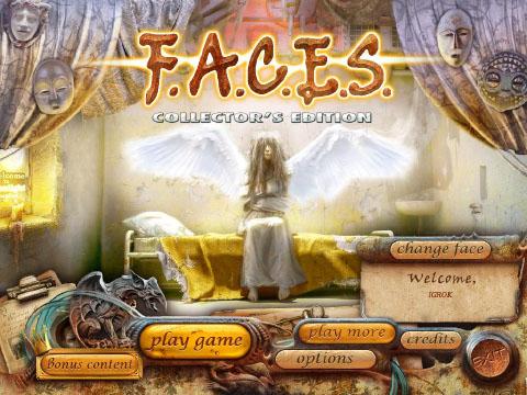 F.A.C.E.S. Коллекционное издание (Rus)