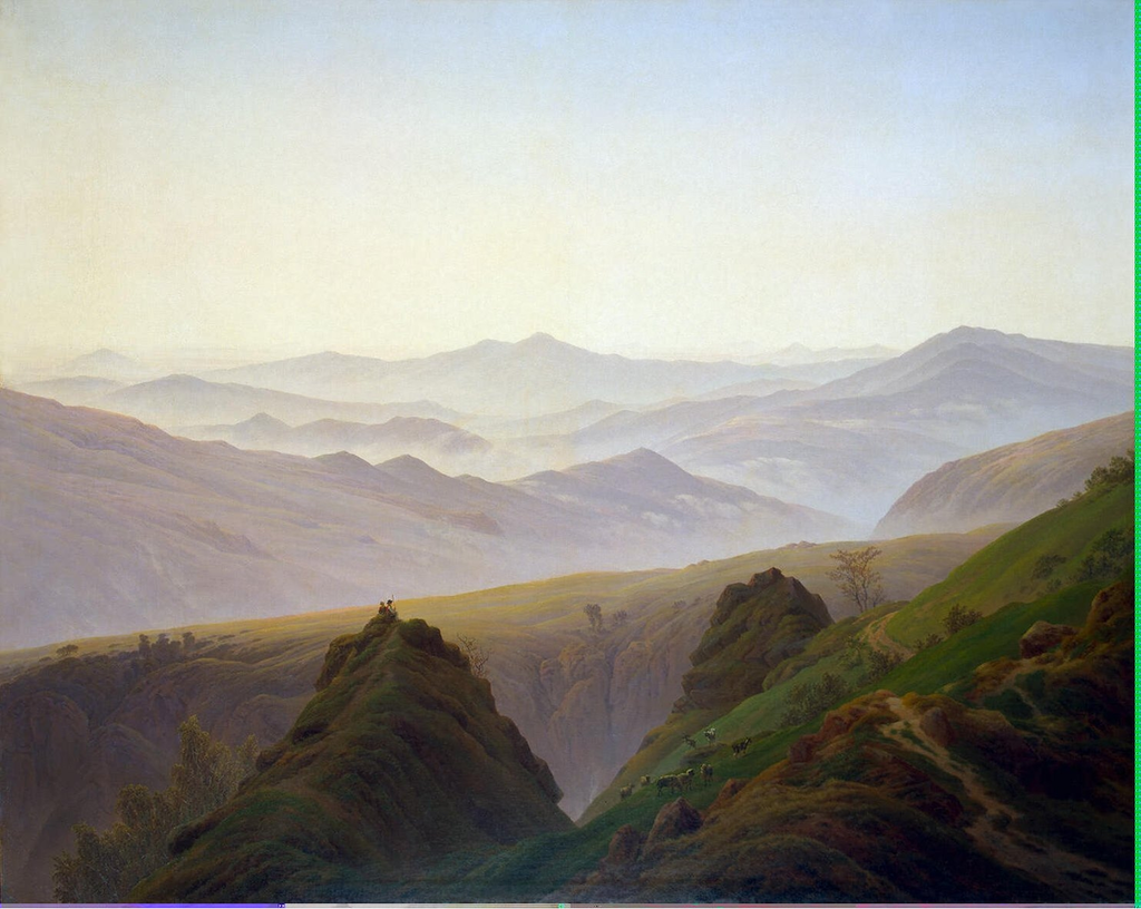 Morning in the Mountains (1822-23) The Hermitage, St. Petersburg.png
