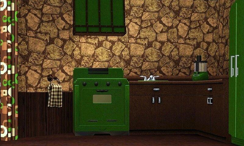 Panda's shelter by Dolkin