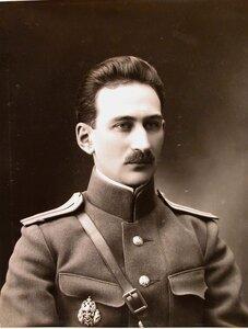 Портрет военного врача.
