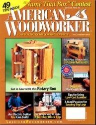 Журнал American Woodworker №167 August / September 2013