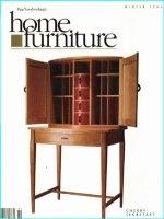 Журнал Home Furniture №5 Winter 1995 pdf 18,42Мб скачать книгу бесплатно