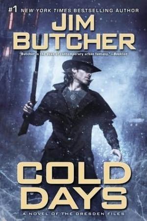 Книга Cold Days