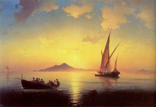 Айвазовский. Неаполитанский залив.jpg