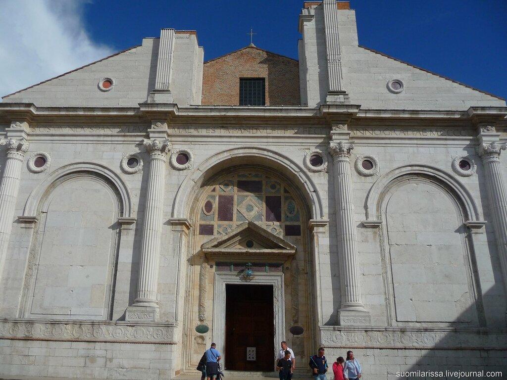 Кафедральный собор Римини.