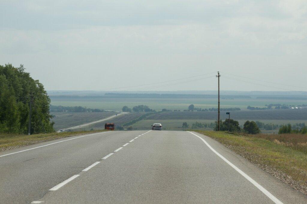 Бескрайние просторы Татарстана
