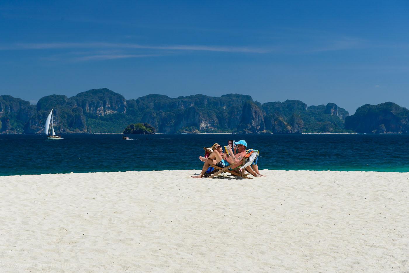 Фото 7. Что такое релаксация на острове Пода в провинции Краби. Отзывы об отдыхе в Таиланде (200, 66, 9.0, 1/500)
