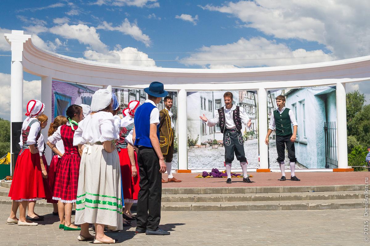 250 лет переселения немцев в Россию 16