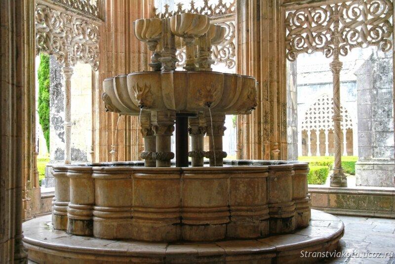 Португалия, монастырь Баталья