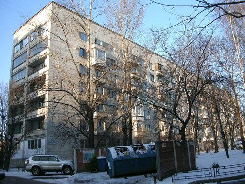 Варшавская ул. 118