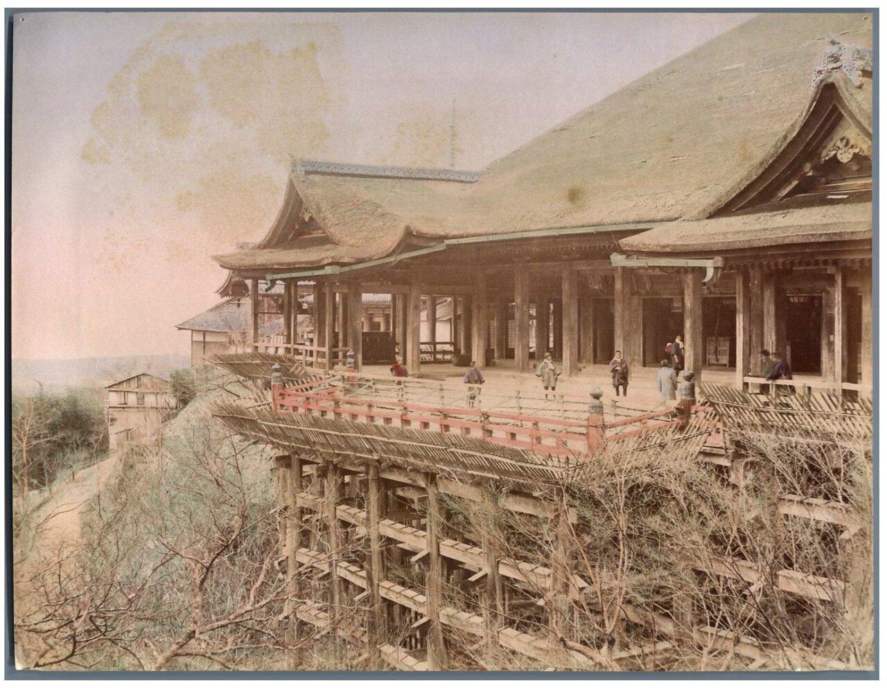 Киото. Храм