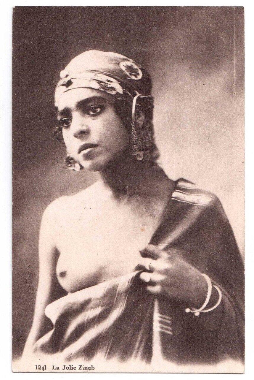 1920-е. Арабская девушка