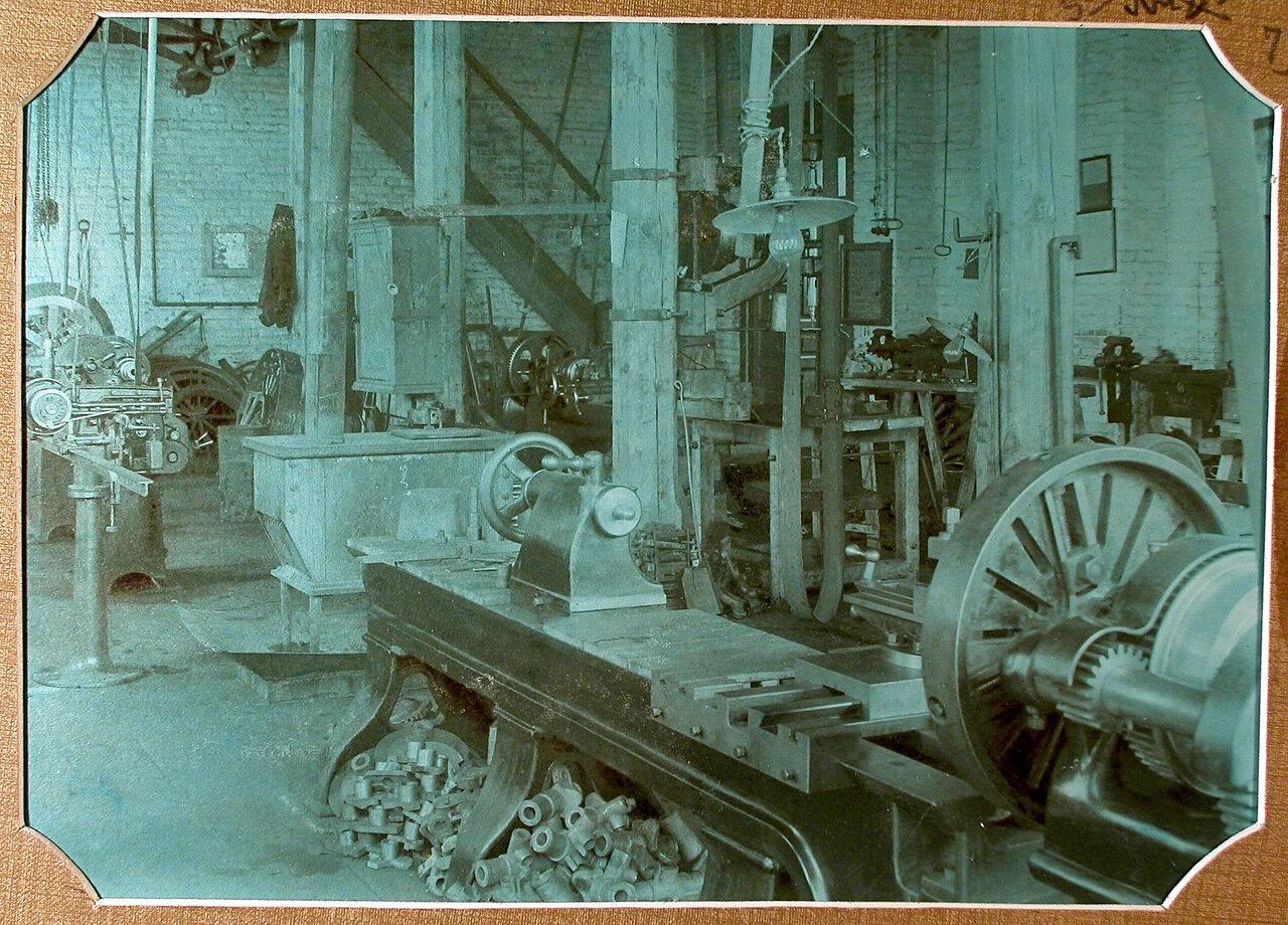 Механическое отделение Мариинского машиностроительного завода